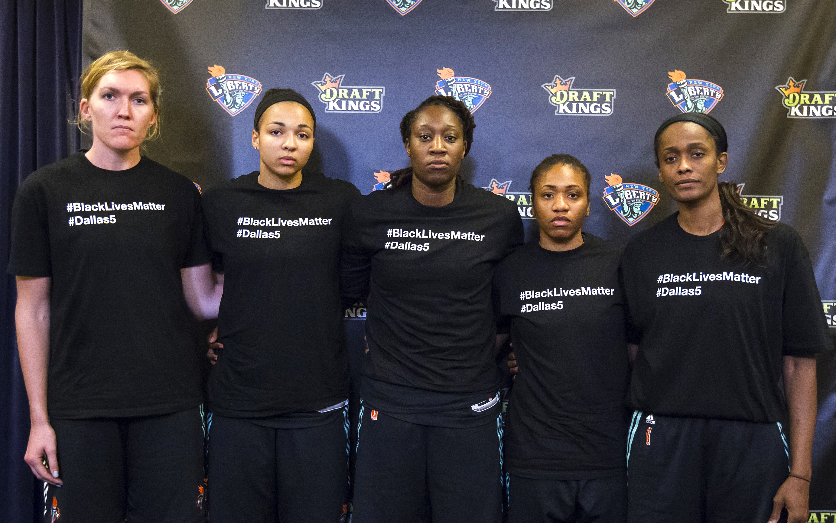 New York Liberty vs San Antonio Stars