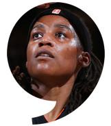 Shavonte Zellous, Guard / New York Liberty - The Players' Tribune