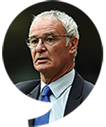 Claudio Ranieri, Manager / Leicester City - The Players' Tribune