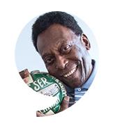 Pelé , Retired / Campeonato Brasileiro Série A - The Players' Tribune
