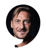 Francesco Totti, Forward / AS Roma - The Players' Tribune