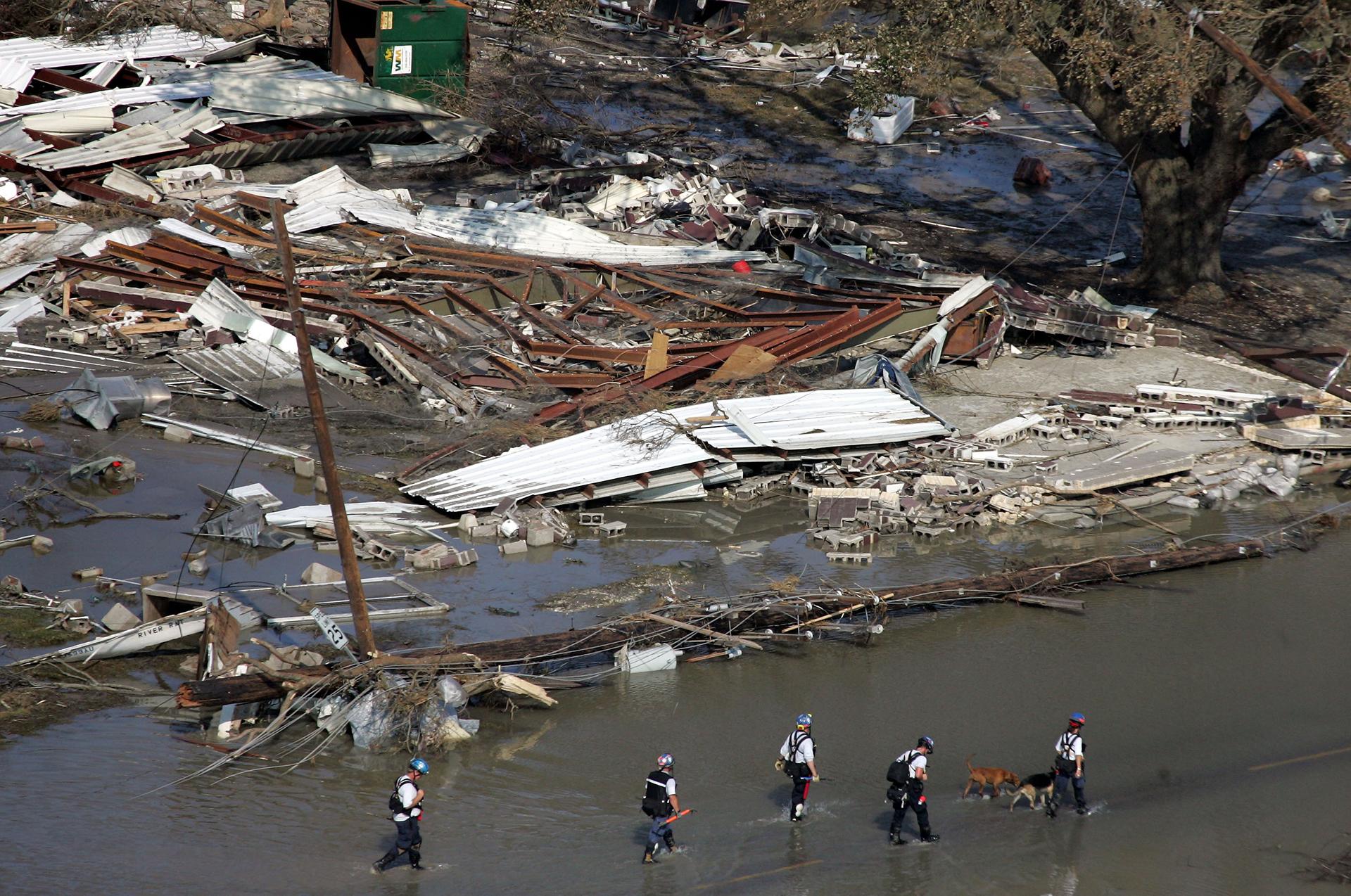 Hurricane Rita Anniversary