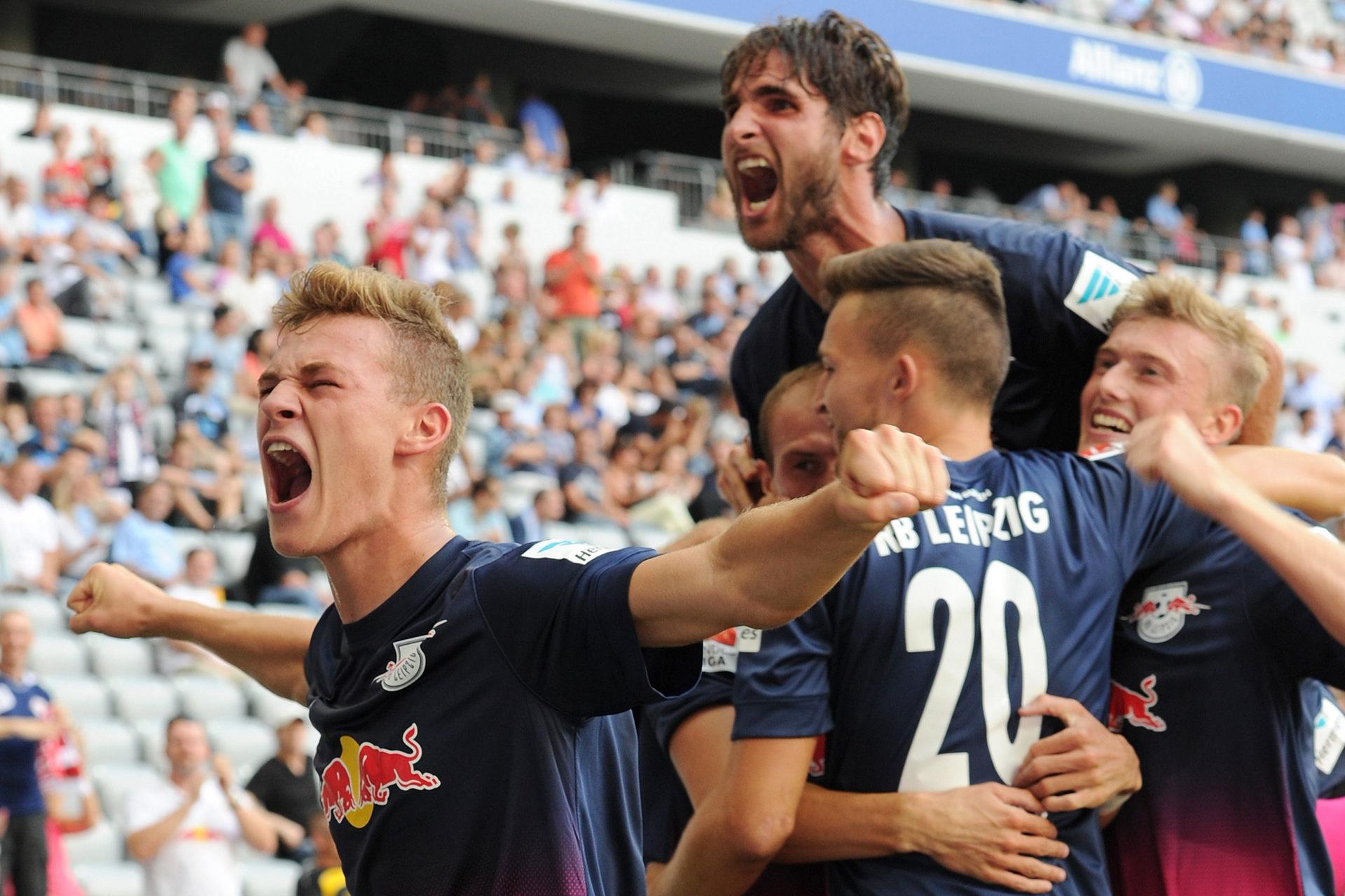 TSV 1860 München - RB Leipzig