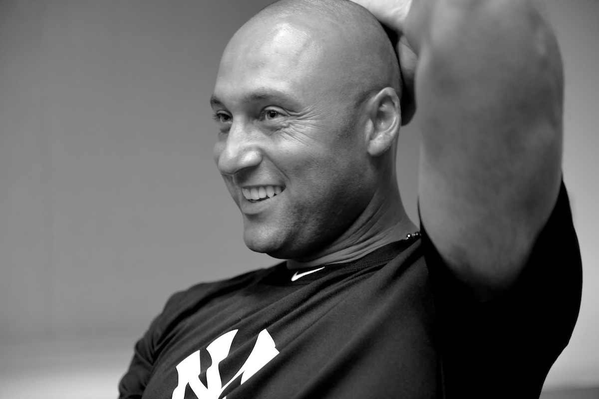 On this day in Yankees history - Jeter and Posada play in