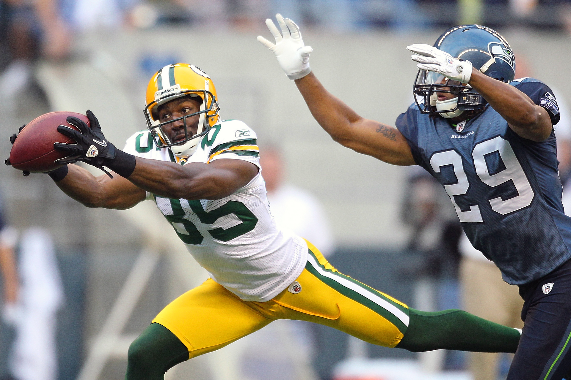 What You Dont Know About Being a Wide Receiver  By Greg Jennings