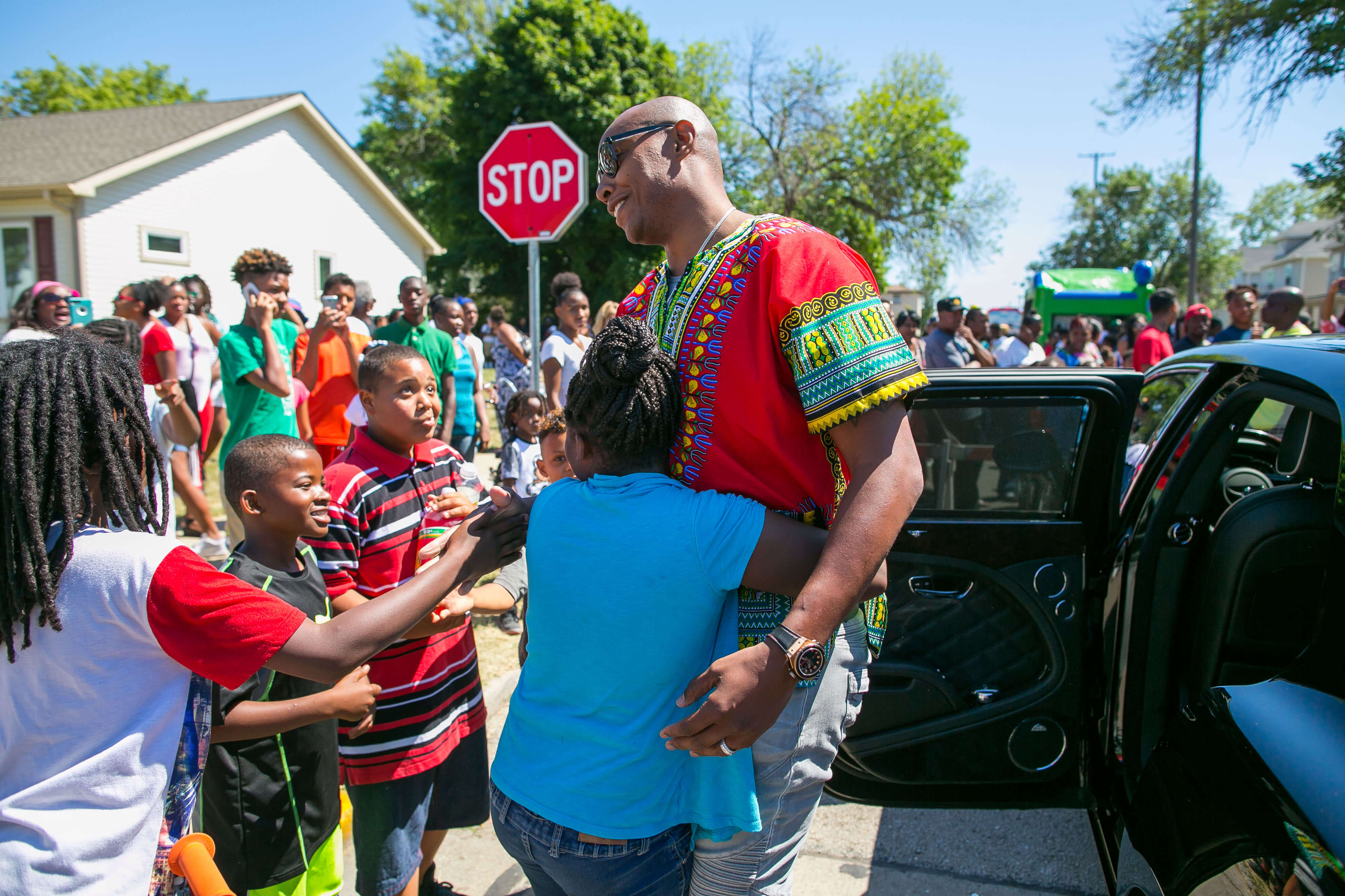 Back to Racine | By Caron Butler