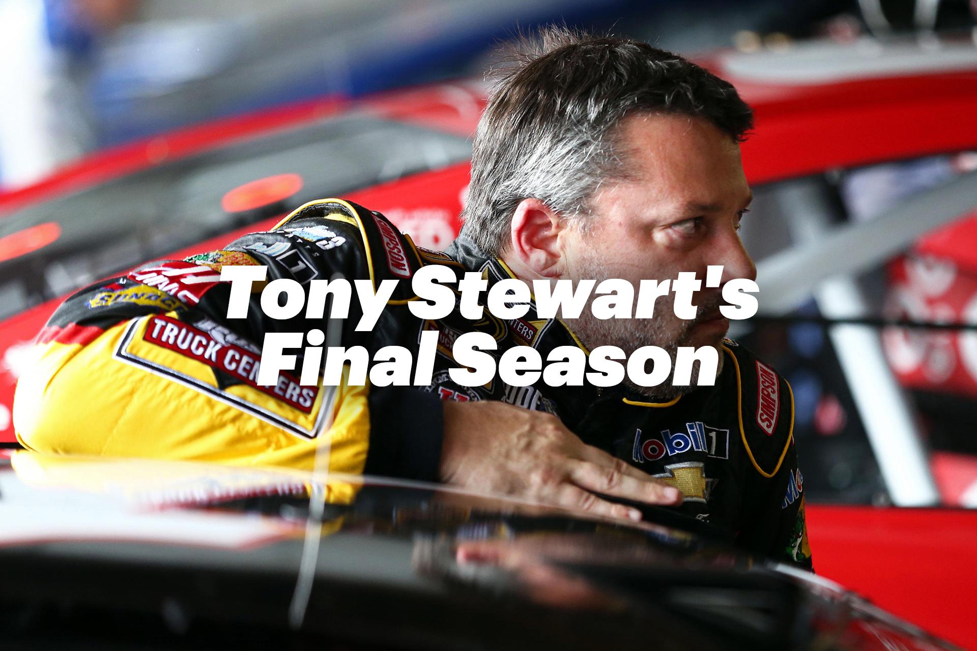 TonyStewart