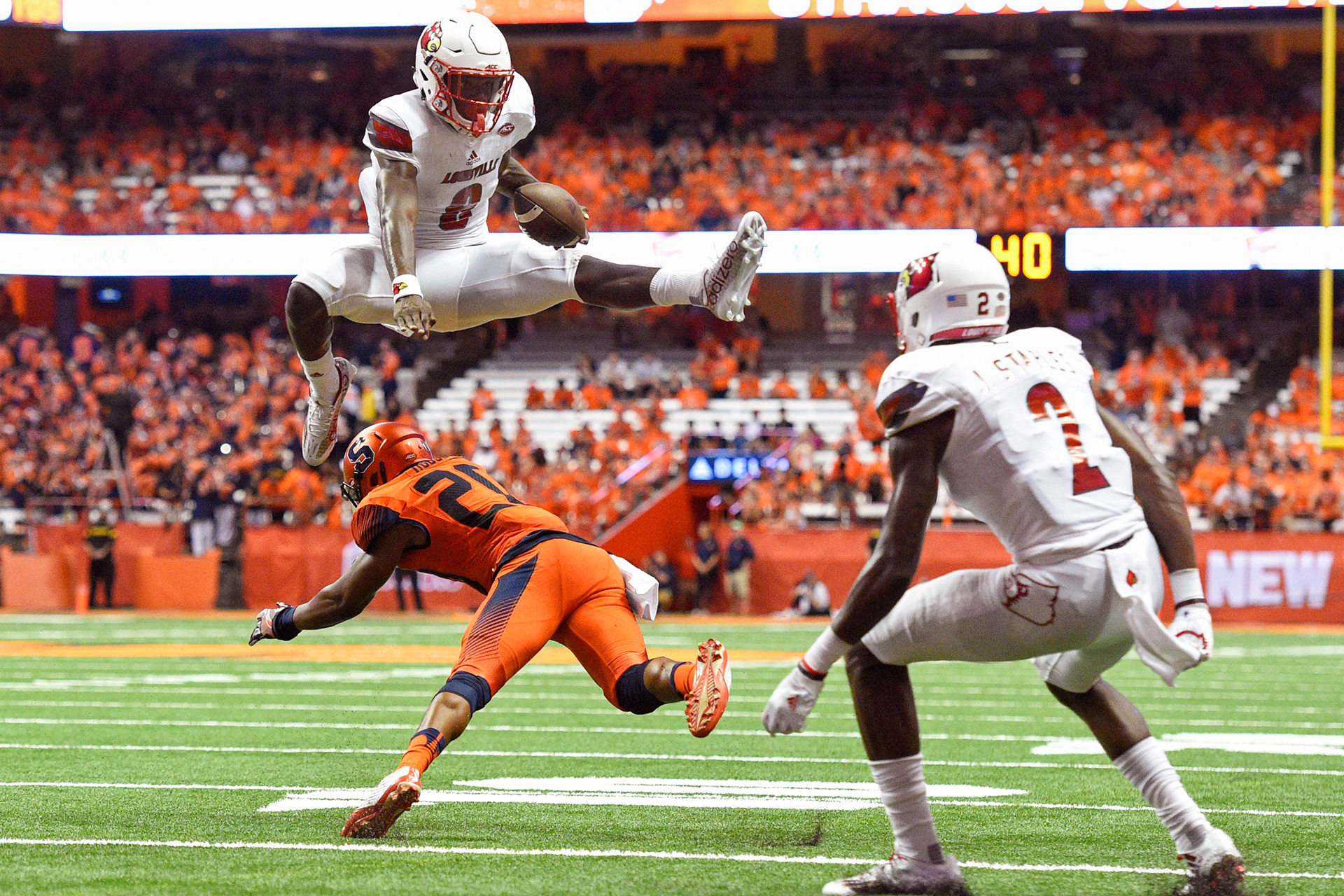 game on by lamar jackson